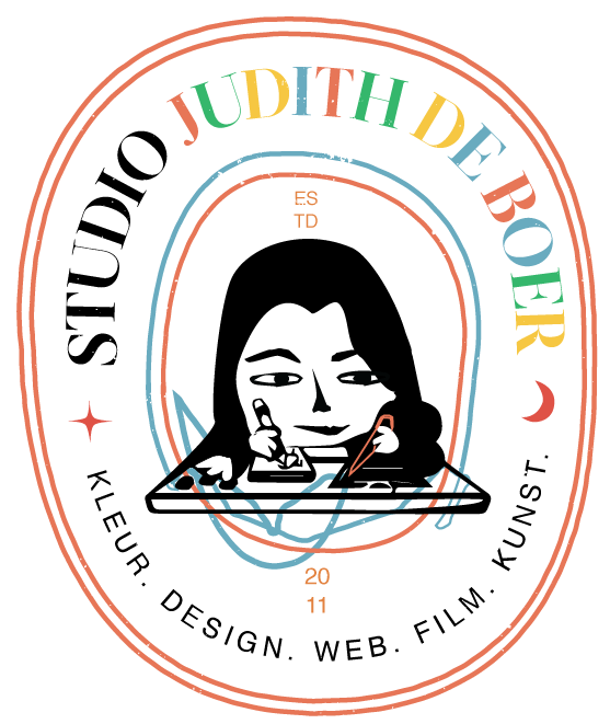 Studio Judith de Boer logo